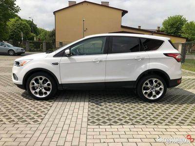 używany Ford Escape 2017, 2.5 Benzyna, 175KM, Mały przebieg,