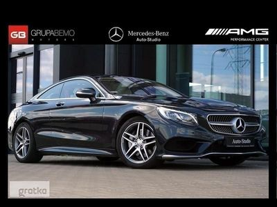 używany Mercedes 500 Klasa S W222 5004Matic LiniaAMG Kamera360 keylessGo