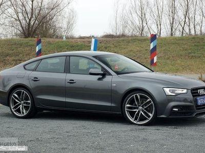 używany Audi A5 I (8T) BIXENON LED skóra NAWI klimatronik AUTOMAT F1 parktronik 3 X S LINE