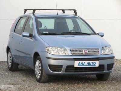 używany Fiat Punto III Salon Polska, Serwis ASO, Klima, wspomaganie Kierownicy