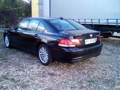 używany BMW 730 D E65
