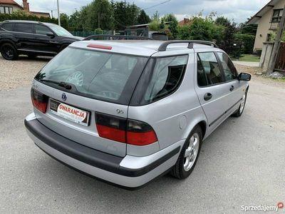 używany Saab 9-5 2.0 Raty/Zamiana Gwarancja benzyna zadbany zobacz automatyczna klima.