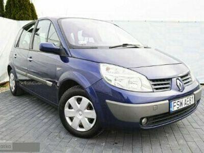 używany Renault Scénic II 1.6dm 110KM 2004r. 204 500km