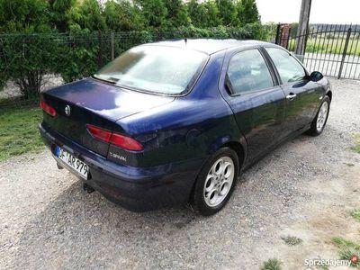 używany Alfa Romeo 156 T. Spark Skóra Manual2001r 2.0 155KM