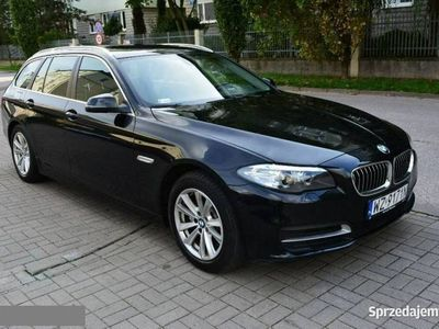 używany BMW 520 F10 2.0 190KM