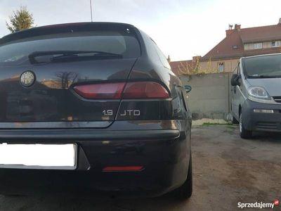 używany Alfa Romeo 156 1.9 JTD Kombi jasne skóry