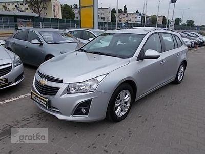 używany Chevrolet Cruze Kombi LT+ 2,0D (163KM) 01/2013 TYLKO 122tkm!