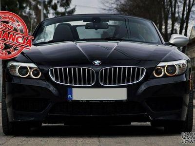 używany BMW Z4 3dm3 340KM 2010r. 70 000km 35is Steptronic NAVI Pro. Dynamic LED Gwarancja Zamiana Raty