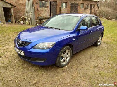 używany Mazda 3 1.6l 109KM bezawaryjny i dynamiczny, możliwa zamiana