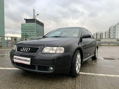 używany Audi S3 8L 1.8 209KM