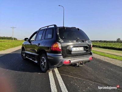 używany Hyundai Santa Fe 2.0 Crdi FWD