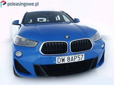 używany BMW X2 2dm 190KM 2018r. 103 518km