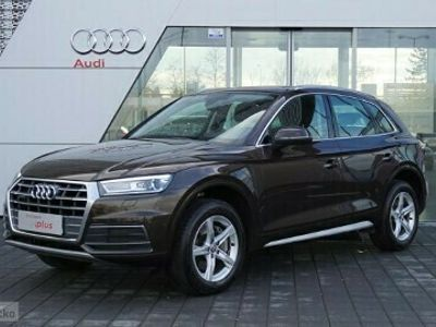 używany Audi Q5 III 2.0 TDI Quattro Sport S-tronic 190km Fv23% ASO Salon Pl Gwarancja
