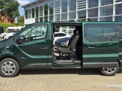 używany Fiat Talento Kombi L2H1 Turismo Nawigacja Klima II i III rząd Kamera rata 1020zł