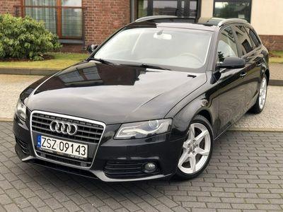 używany Audi A4 2dm 143KM 2009r. 205 590km