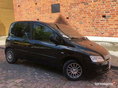 używany Fiat Multipla 1.6 Benzyna Klima Hak Alufelgi Zadbany