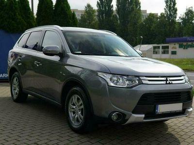 używany Mitsubishi Outlander Intense 4WD, automat, navi, salon Polska III (2012-)
