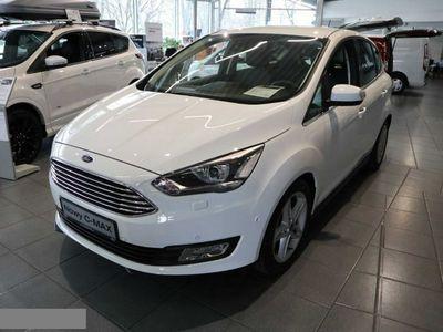używany Ford C-MAX 1.5dm 150KM 2018r. 1km