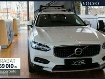 używany Volvo V90 CC Pro 2.0 (235+14KM) | + Pakiet Navi Tech + Pakiet Park