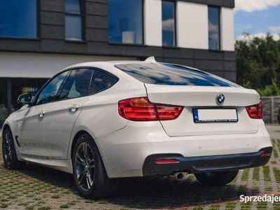 używany BMW 320 3GT d xdrive
