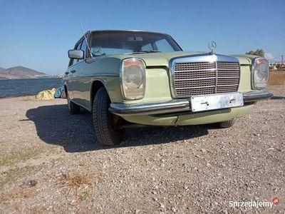 używany Mercedes W115