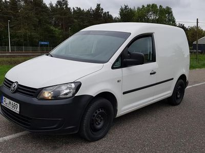 used VW Caddy III 1.6 TDI, 105 KM, VAT-1