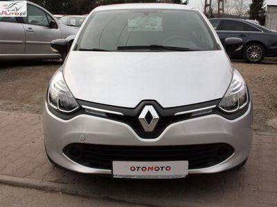 używany Renault Clio 1.2dm3 75KM 2014r. 48 000km 1.2 Benzyna