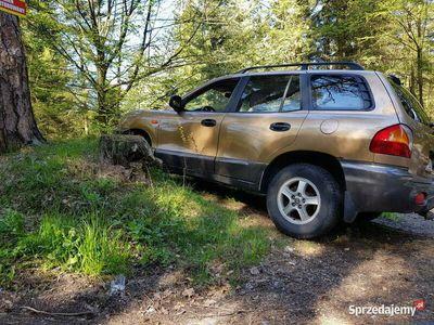 używany Hyundai Santa Fe Nowa Cena