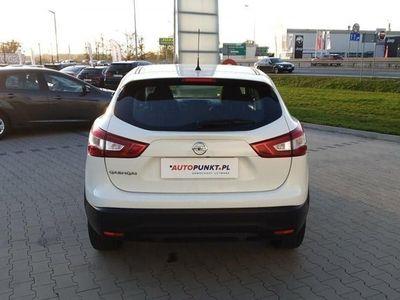 używany Nissan Qashqai II 1.2 DIG-T Acenta + Pakiety Navi i Bezp. Krajowy I wł. Gwar.