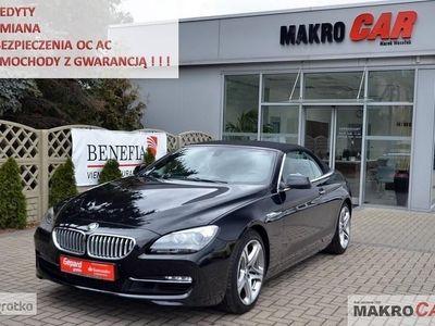 używany BMW 650 Cabriolet