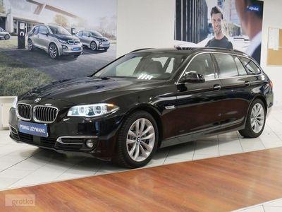 używany BMW 520 SERIA 5 520 d xDrive Luxury Line Salon PL 1wł. Gwarancja