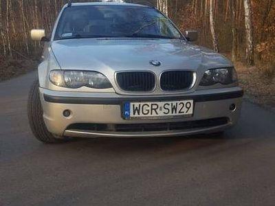 używany BMW 320 E46 TOURING D 150KM 2005 R