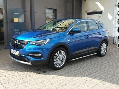 używany Opel Grandland X 1.2dm 130KM 2017r. 10 000km