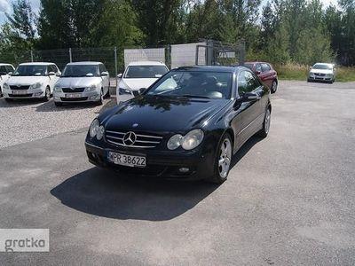 używany Mercedes CLK220 Klasa2.2 CDI 150KM ,Xenon,Skóra