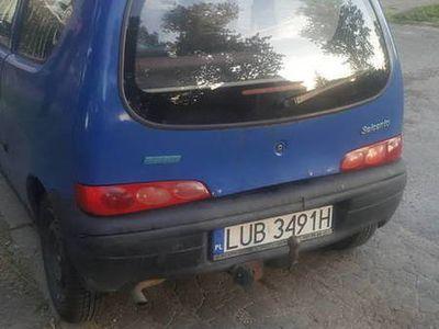 używany Fiat Seicento 900 z 2000r. do nego