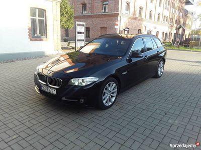 używany BMW 535 313km XD Dciagi HUD Led DVD Panorama Night Vision