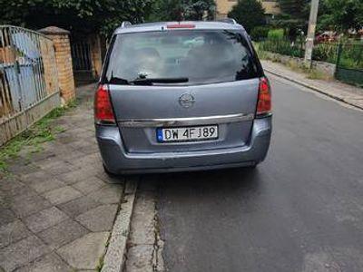 używany Opel Zafira B Sport Edition