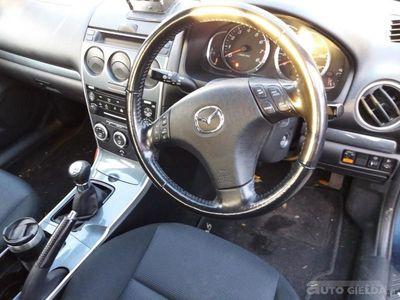 """używany Mazda 6 6 SPORT 2.0 """"ANGLIK """"SPORT 2.0 """"ANGLIK """""""