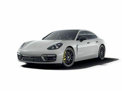 używany Porsche Panamera Turbo S