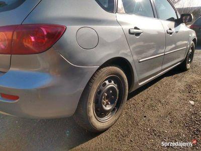 używany Mazda 3 1.6 16V Exclusive