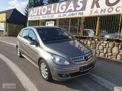 used Mercedes B200 Klasa B W245193PS, XSENON, PARKTRONIK