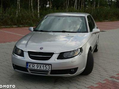 używany Saab 9-5 2.0T 210KM Sport Klimatronik Skóry ALU Bezwypadkowy