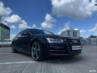 używany Audi A8 4.2 diesel Matrix TV Radary Bang&Olufsen