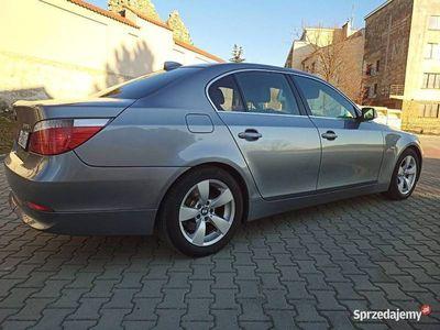 używany BMW M4 seria 5 e60 2.5 192gaz LPG Skóra, xenon, HUD