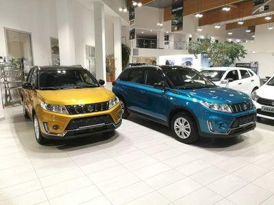 używany Suzuki Vitara 1.4dm 140KM 2019r. 1km