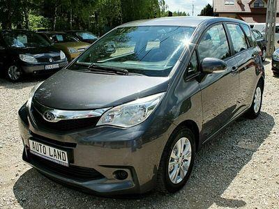 używany Subaru Trezia (Toyota Verso S) 1.3 Benzyna 99KM!2011r!138Tys.km!Klimatyacja!