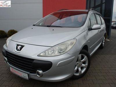 używany Peugeot 203 307 1.6dm3 109KM 2006r.500km Opłacony