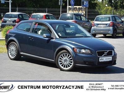 używany Volvo C30 I 2007r - 1.6 D DRIVe - Klimatyzacja AC, Kożmin Wlkp