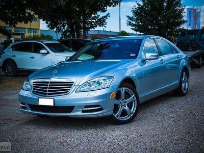 używany Mercedes 350 Klasa S W2214Matic BlueEfficiency