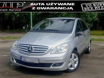 używany Mercedes B180 Zadbana B klasa AUTOMAT z GWARANCJĄ! Zarejestrowana/ Zamiana W245 (2005-2011)